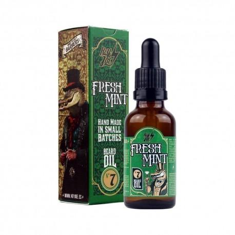 Hey Joe Beard Oil N7 Fresh Mint 30ml