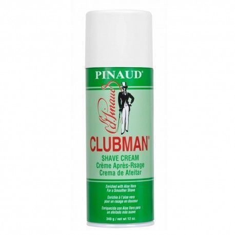 CLUBMAN PINAUD SHAVING CREAM 340G