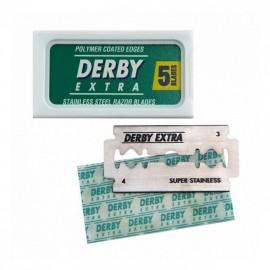 Cuchillas de afeitar Derby Extra 5 Blades