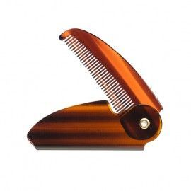 BARBER LINE Folding Beard and Moustache Comb