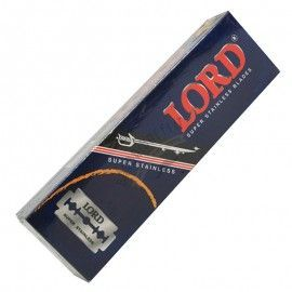 Lord Super Stainless 200 Blades Razor Box