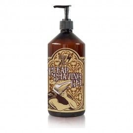 Gel de afeitado transparente Hey Joe 1000ml