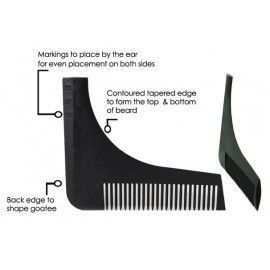 Steinhart THE BEARD PRO beard trimming comb