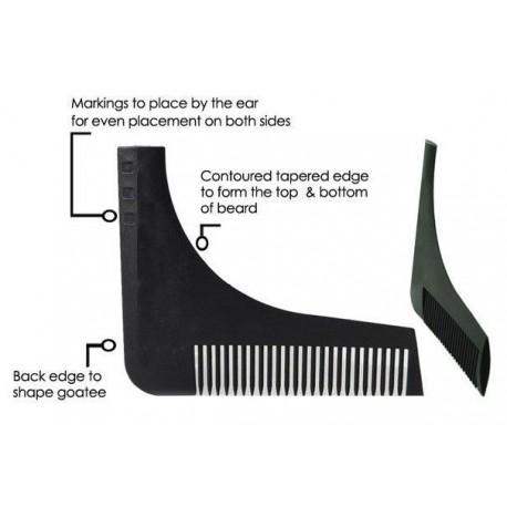 Steinhart THE BEARD PRO beard trimming comb