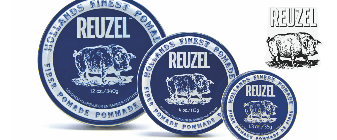 Reuzel,™   Pomade Created By Barbers Used By Gentlemen