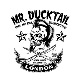 Mr. Ducktail